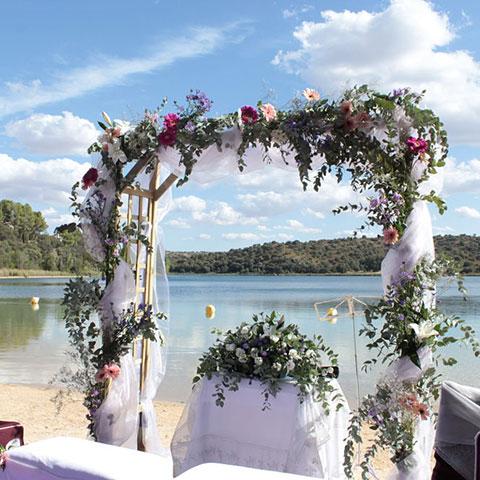 boda de noelia y sergio