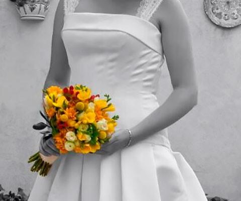 ramo de novia de juani