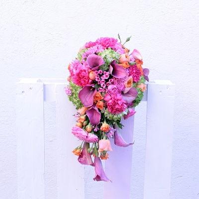 Ramo de novia colores