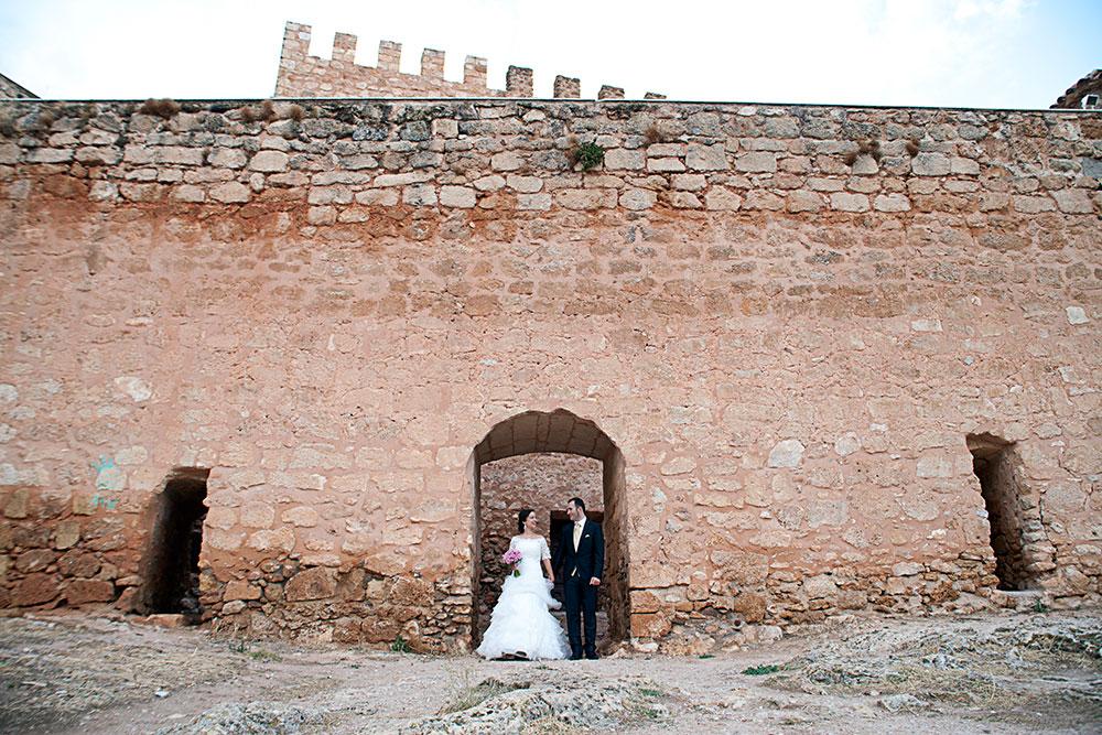 Boda en el Castillo de Peñarroya