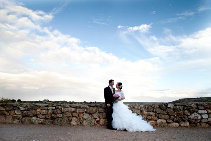 la boda de nuria
