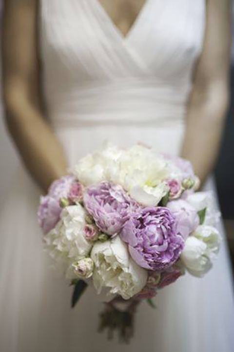 ramo de novia de ana