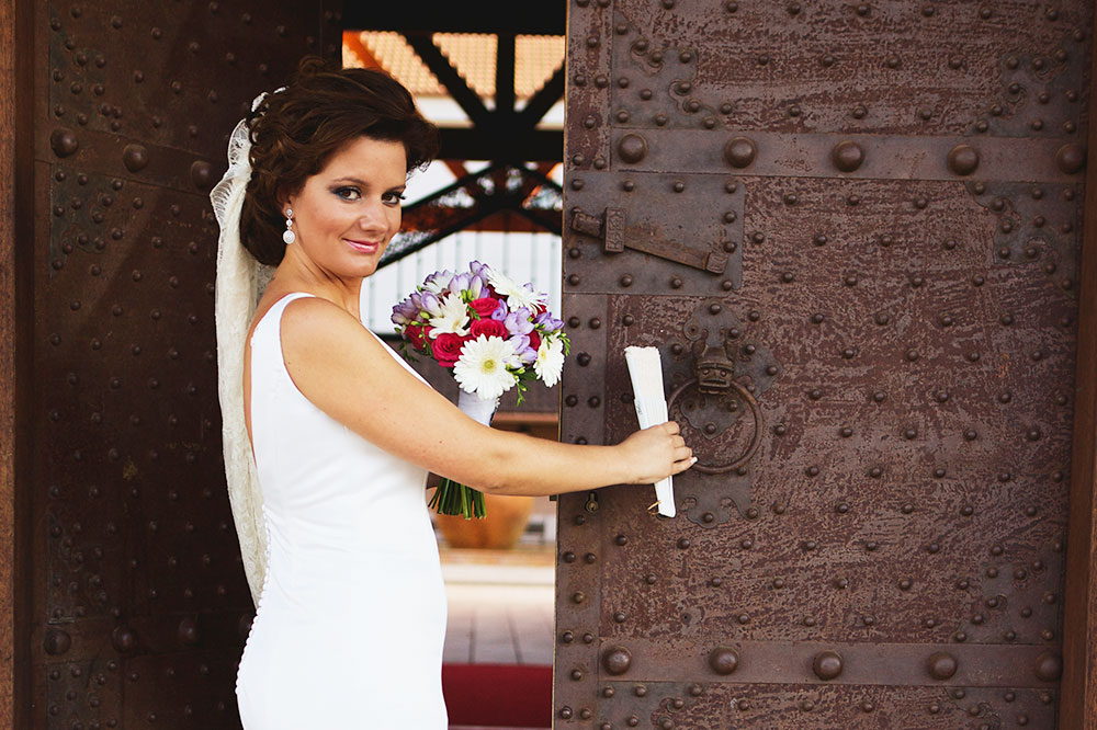 ramo de novia de yolanda