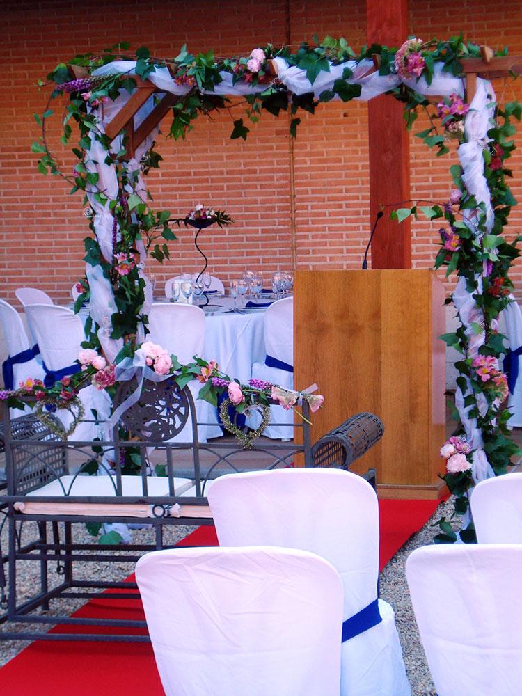 boda victoria y sergio