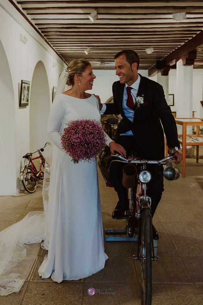 Ramo de novia paniculata rosa